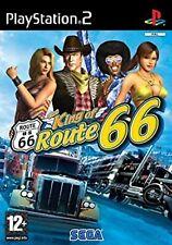 El rey de la ruta 66 PS2 PlayStation 2 Video Juego Perfecto estado UK release