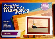 RMS Titanic Marquetry Kit: By The Cove Workshop