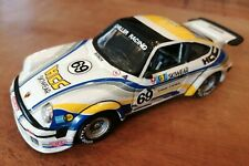 Porsche 934 Turbo Rennwagen, Solido Modellauto 1:43 Made in France, C. Haldi