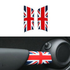 Union Jackg Inner Door Handle Cover Sticker for Mini Cooper R55 R56 R57 R58