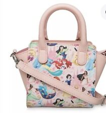 Disney Parks Princess Crossbody Bag Purse Small Nwt