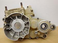 1990 Suzuki RMX250 Left side engine motor crankcase crank case 90 RMX 250