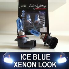 2X FOR LEXUS IS200 IS250 IS300 HB3 MAIN BEAM 60W ICE WHITE XENON BULBS