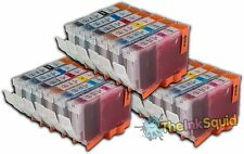 18 Canon Pixma CLI-8 Chipped Compatible Ink Cartridges