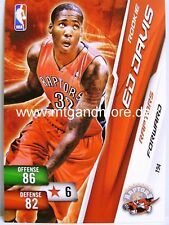NBA Adrenalyn XL 2011 - Ed Davis #194 - Toronto