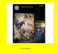 original HP Advanced INVENT Fotopapier 50 Blatt 10x15cm 250g glossy  NEU