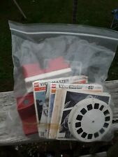 2 GAF View Masters & reels Wash dc, Godzilla More used