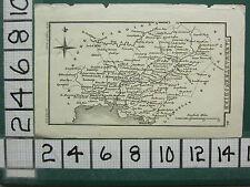 C1833 Géorgien Carte ~
