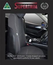 FRONT SEAT COVERS FIT Mazda CX-8 PREMIUM WATERPROOF NEOPRENE