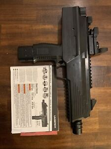 Umarex 2252155 BB 177 Caliber Steel Storm Tactical Burst Air Pistol