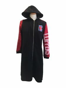 LA Clippers Custom Made Women's Tunic Hoodie Hooded Jacket David Dalrymple S
