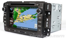 Chevy GMC In-Dash DVD GPS Navigation Stereo Bluetooth Touchscreen XM Radio Deck