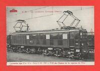 Los Locomotoras Eléctricas Francesas - Locomotora C o C o (J7644)