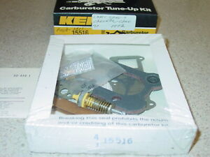 Carburetor Rebuild Kit KEM #15516 Rochester twojet 2bbl Chevrolet GMC 1971-73