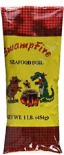 Swamp Fire Seafood Boil (TWO 16-ounce bags)