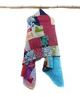 Cotton Kantha Scarf Neck Wrap Stole veil Hand Quilted Women Shawl Stitched  SO53