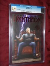 Pantheon #1 CGC 9.9 Convention Edition