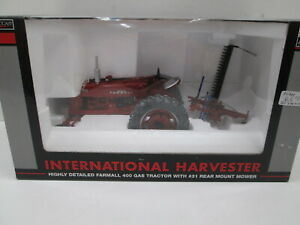 FARMALL 400 WIDE FRONT, WITH 31 MOWER, NIB
