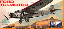 MPC 1/72 FORD 5-AT TRIMOTOR TIN GOOSE AIRLINER Kit#1102-100 *2 KITS IN 1 BOX*