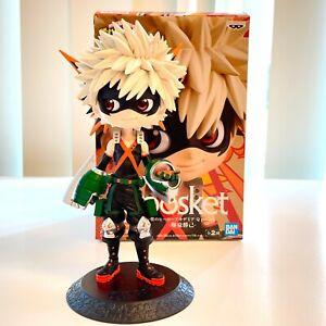 Banpresto My Hero Academia Anime Q Posket Figure Toy Katsuki Bakugou BP17290