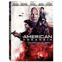 American Assassin On DVD With Dylan O'brien Very Good