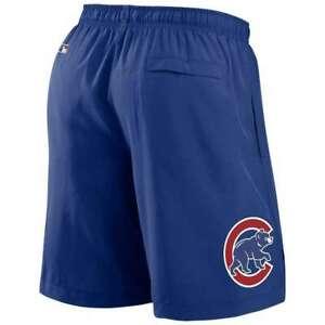 New Men's Nike Chicago Cubs  Dri-Fit Shorts Size XL MLB Baseball NKA2-168N