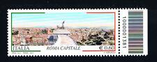 ITALIA 1 FRANCOBOLLO ROMA CAPITALE CODICE A BARRE 1381 - 2011 nuovo** (BI11.168)