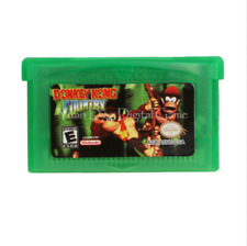 Nintendo GBA Video Game Console Card Cartridge Donkey Kong Country
