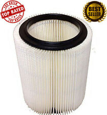 Craftsman/Ridgid Wet/Dry Vacuum Replacement Vac Cartridge Filter Top Seller NEW