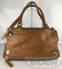 BIGSALE! AUTHENTIC $2220 GIVENCHY Pandora Bolt Stud Calf Leather Medium Bag