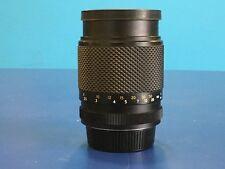 Yashica 135mm f2.8 Prime Lens Contax / Yashica CY Mount - S/N 170696