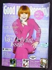 Good Housekeeping, September 2016, Special Age Defying Issue, Mary Portas.