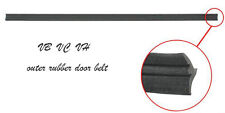 HOLDEN commodore DOOR BELT WEATHER SEAL RUBBER REAR OUTER VK VL