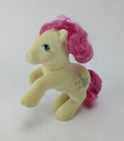 Truly - So Soft Ponies Flocked Year 4 - G1 1986 Vintage My Little Pony