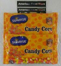 2 x Sunrise Candy Corn 8oz 226g USA Import American