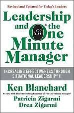 Very Good, Leadership and the One Minute Manager: Increasing Effectiveness Throu