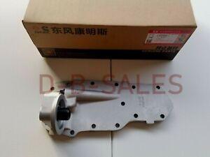 DCEC Cummins Oil Filter Support Head Cooler Cover Dodge 5.9 12V Valve 4934217