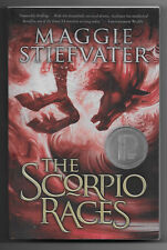 The Scorpio Races by Maggie Stiefvater (2013, Paperback)