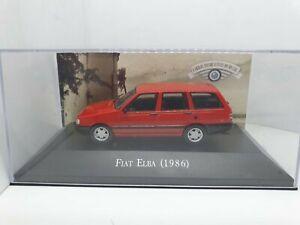 Fiat Elba 1986 **VERY RARE** Altaya Brasil 1/43