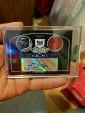 2006 Bowman Sterling Prince Fielder Rookie card /25