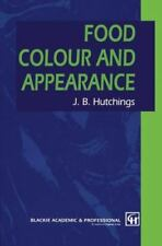 Food Colour and Appearance (2012, Paperback)
