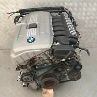 BMW 1 3 5 7 Series E60 E65 E87 E90 Complete Engine N52B30A Petrol 258HP WARRANTY