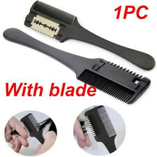 Hair-Trimmer Cutter Holder Comb Barber Blade Razor Hairdressing Cutting Tool.UK