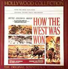 V/A - How The West Was Won: Original Sound Track (LP) (EX-/G)
