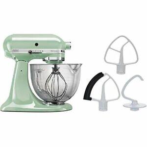 KitchenAid 5-qt Artisan Tilt-Head Stand Mixer w/ Glass Bowl - Pistachio