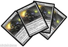 4 MONSTRUOSIDAD GRABADA New Phyrexia Etched Monstrosity x4 INGLES Near Mint MTG