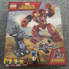 LEGO 76014 HULKBUSTER SMASH UP MARVEL SUPER HEROES AVENGERS INFINITY WAR
