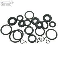 10pcs Oil Resistant NBR Nitrile Butadiene Rubber Sealing O-Ring CS4mm 51-98mm