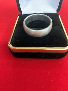 JAMES AVERY Sterling Silver Size 10 Comfort Fit Band Ring Pre-owned
