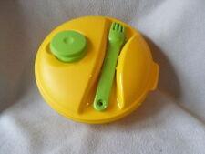 Tupperware Salat-Bar,Salat&Go, gelb-hellgrün,Neu+ OVP !!